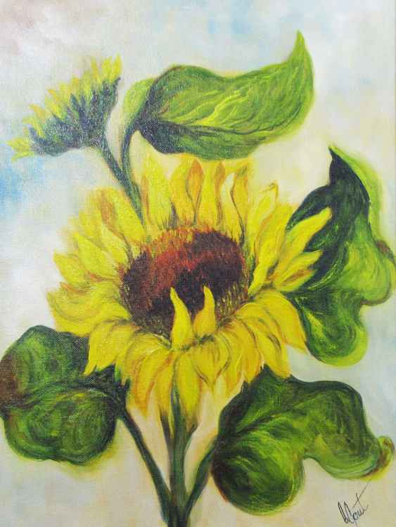 Sunflowers 1 -