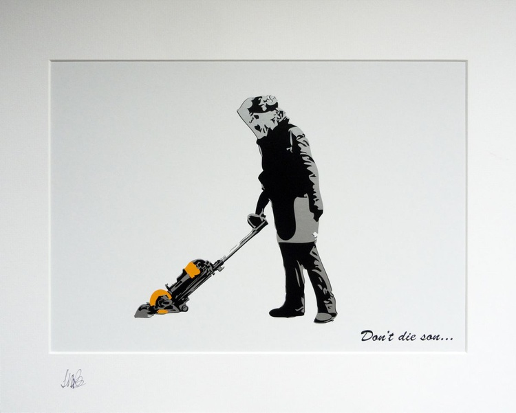 Don't Die Son... - Image 0