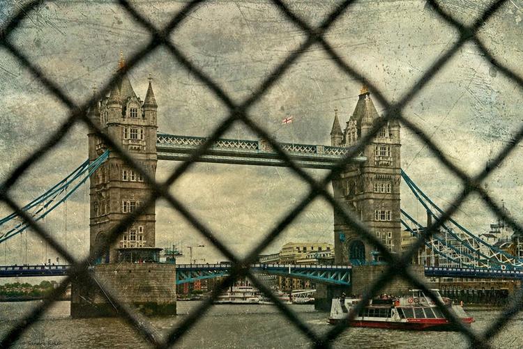 London/The Tower Bridge - Canvas 75 x 50 cm - Image 0