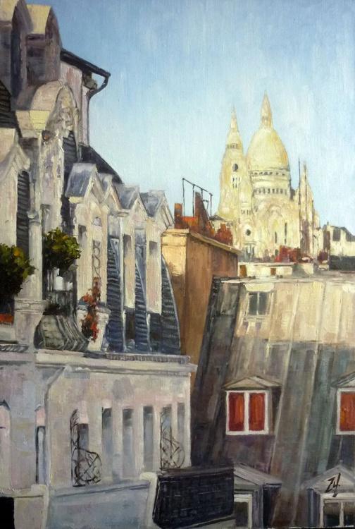 Paris - Rooftop View - Image 0
