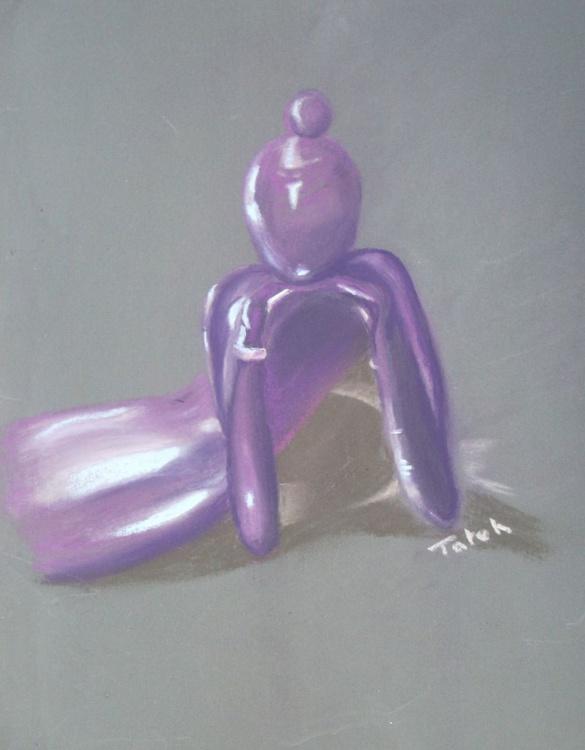 [142] Purple thoughts II - Image 0