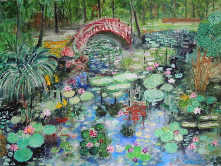 The Lily Pond - Image 0