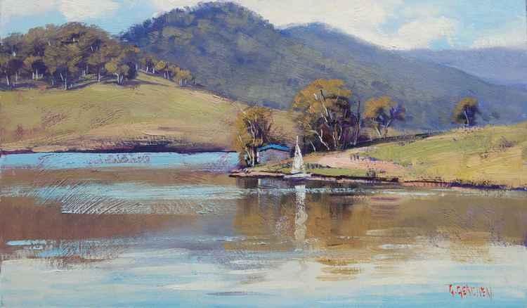 Lake Lyell Lithgow