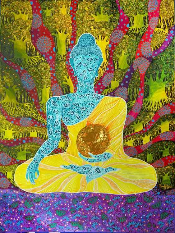 Buddha and the Universe -