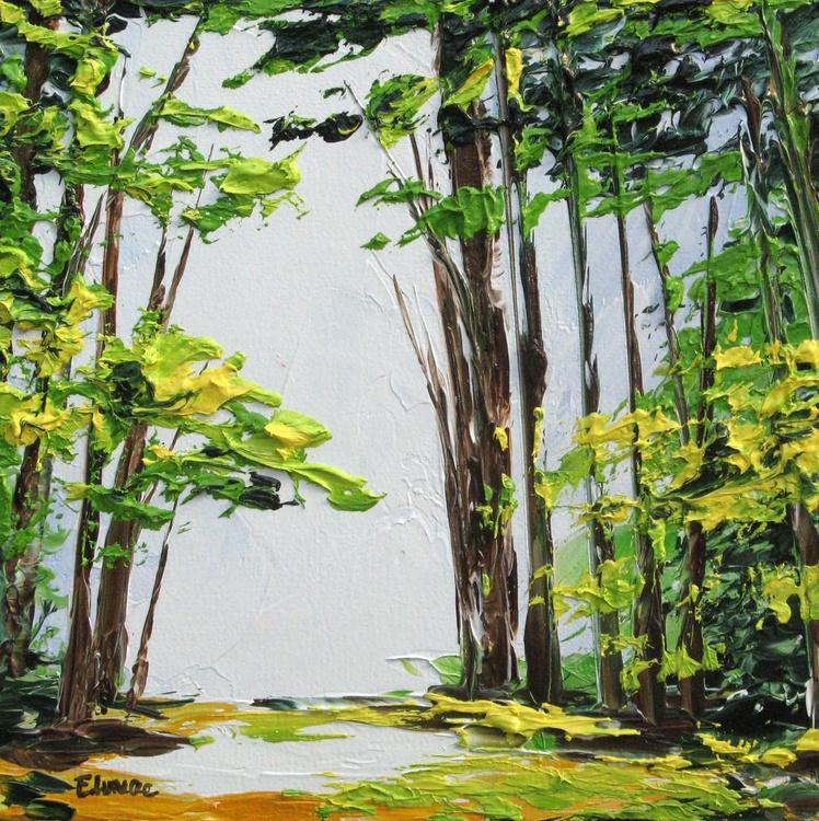 Mi lugar en el bosque III - Image 0