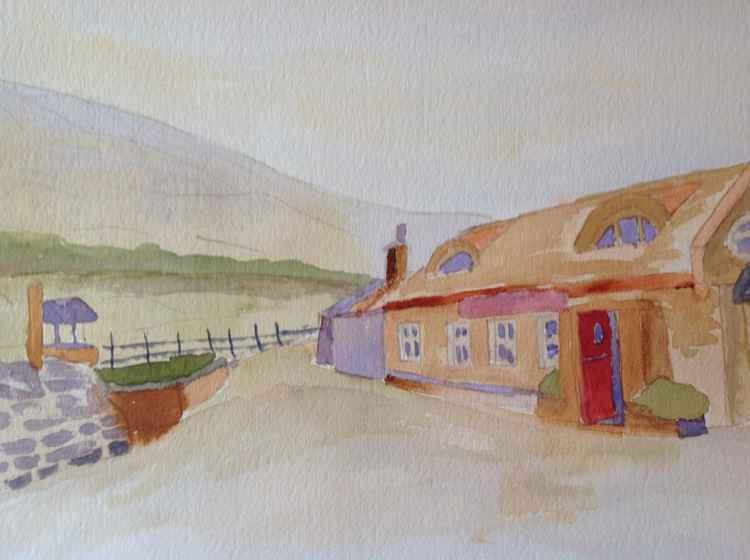 The village pub -