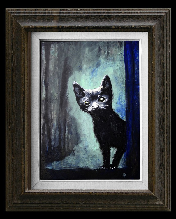 LITTLE BLACK CAT - Image 0