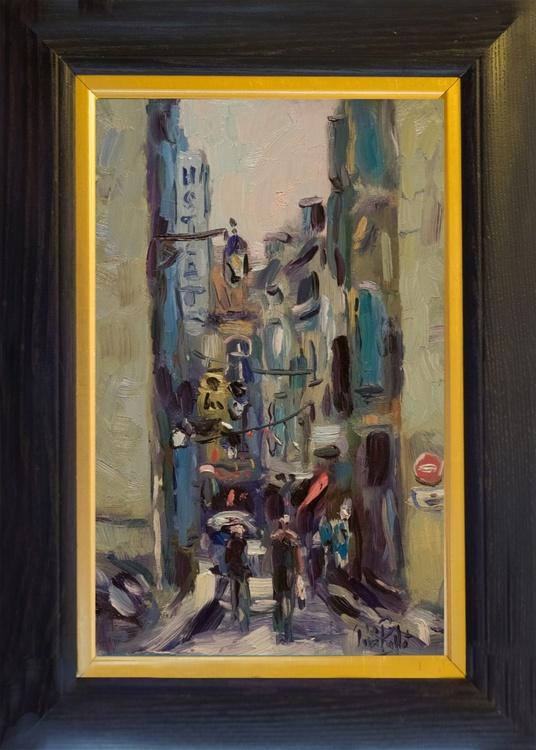 Street in Arles #3 - Image 0