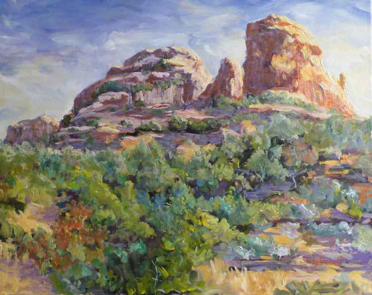 High Desert -