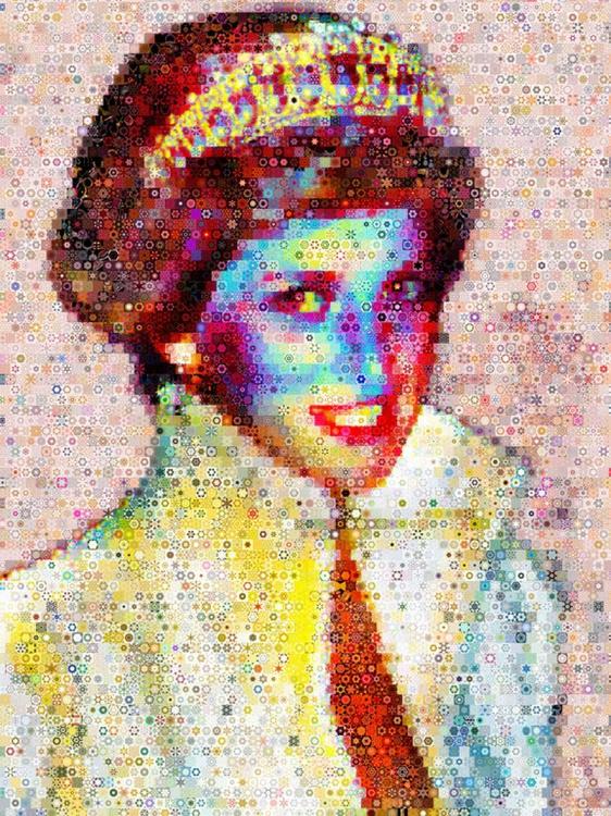 Princess Diana Collage - Image 0