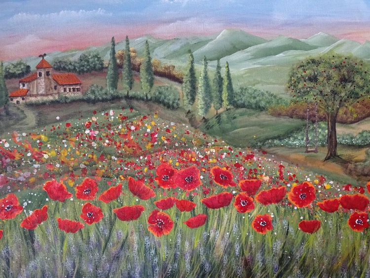 Field of Tuscany - Image 0