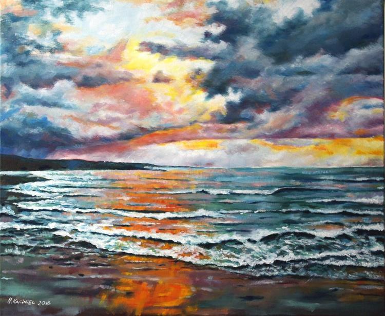Irish sunset - Image 0