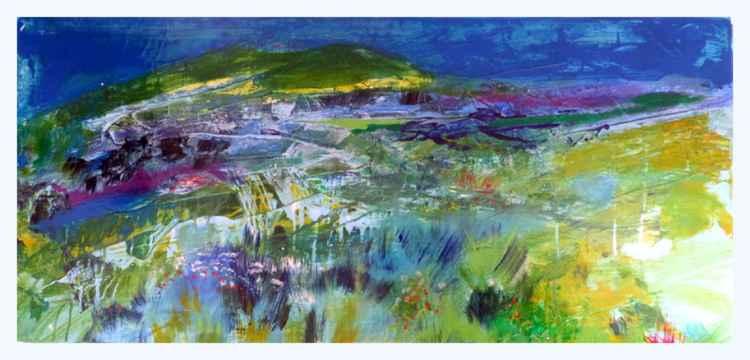 Landscape lakes -