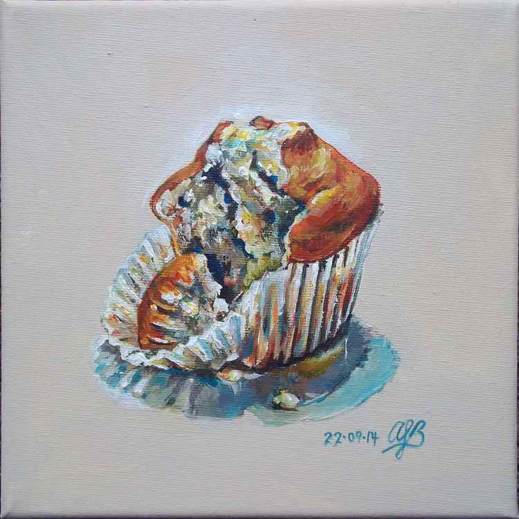 Blueberry Muffin -