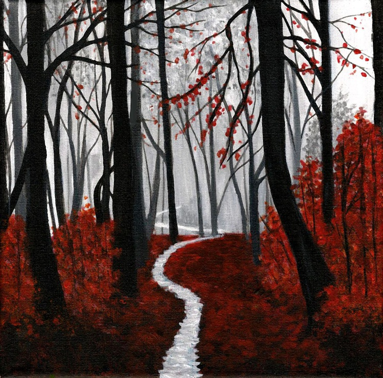 Deepest Red Walk - Image 0