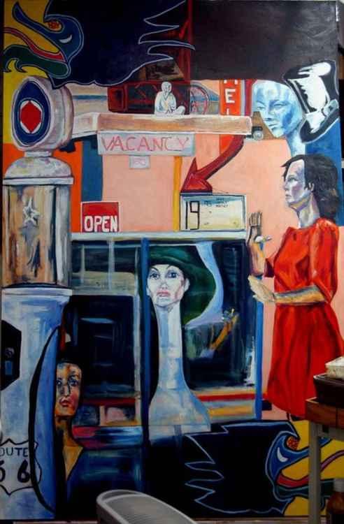 Kerouac's Daughters -