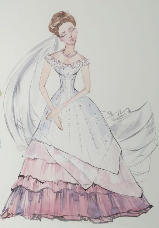 Bridal dress - Image 0