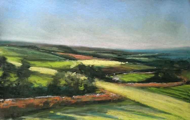 Derbyshire Scene No.1 -