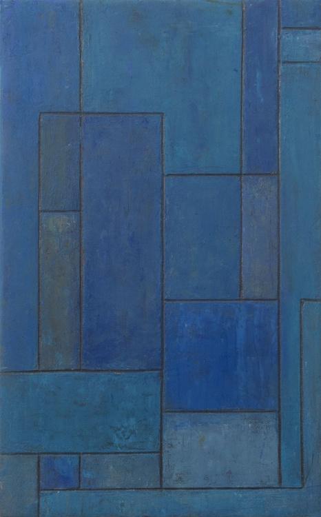 so blue so happy so cool (study) - Image 0