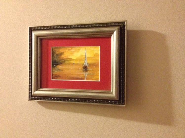 """ Sailing Home"" - Image 0"