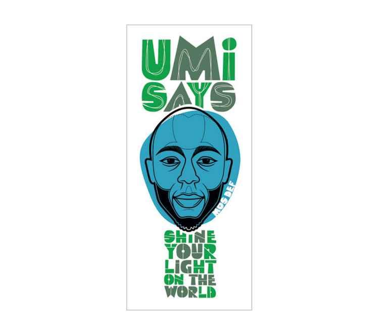 Umi says -
