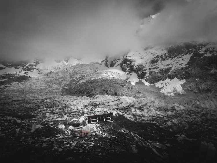 Below Everest -