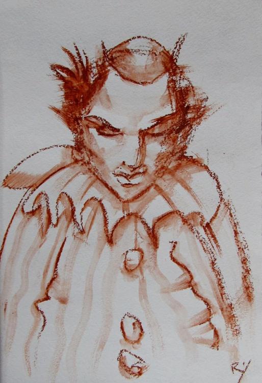 Man's portrait - Image 0