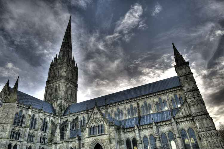 Salisbury Cathedral Limited Edition