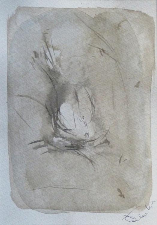 Birds of Carros #14, small budget 15x21 cm - Image 0