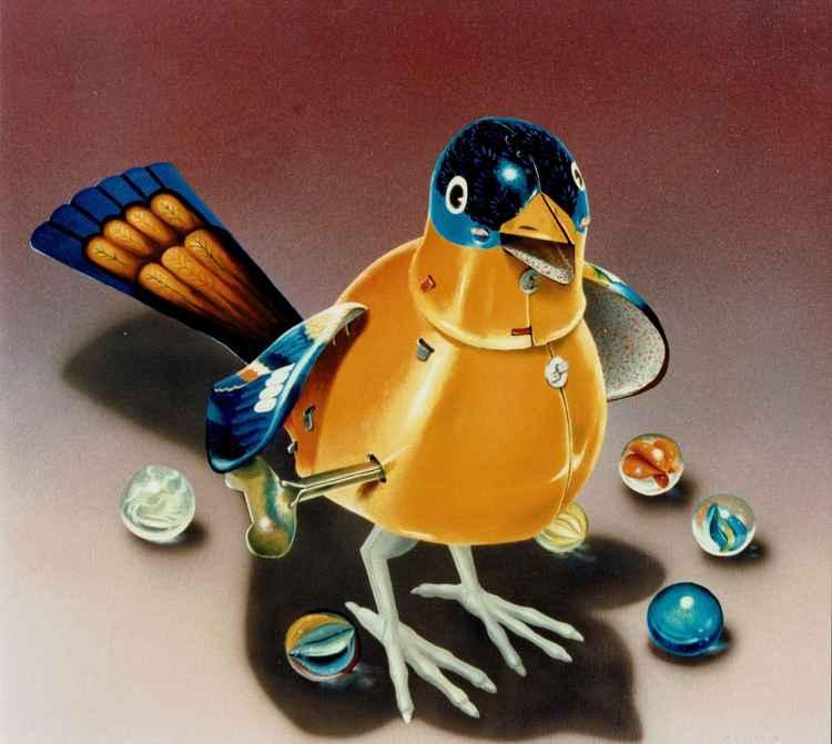 Toy Bird -