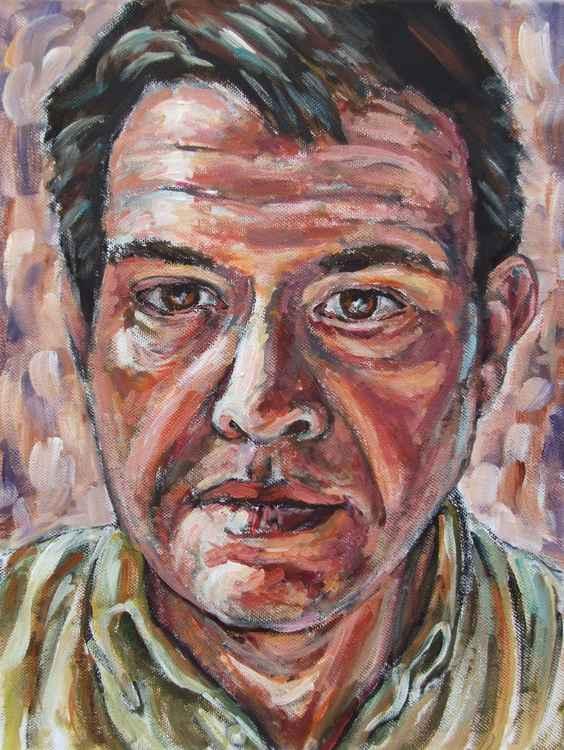 Portrait of John -
