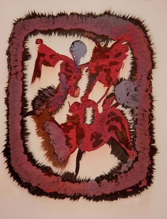 Metafigure 117 - Tarasque, 65x50 cm - Image 0