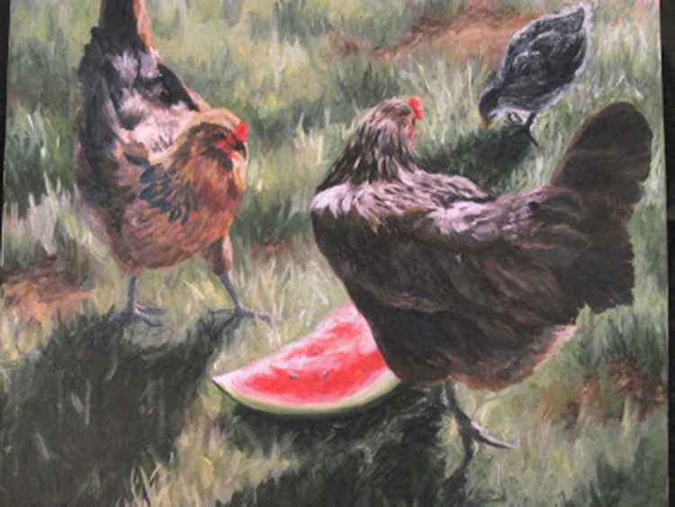 The Hens Summer Picnic