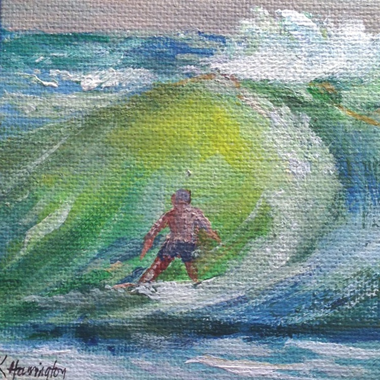 Catching the Wave - Image 0