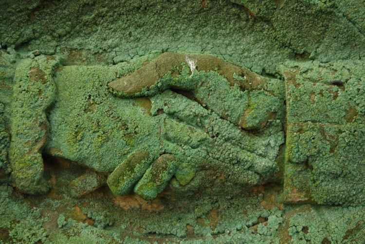 Stone Handshake -
