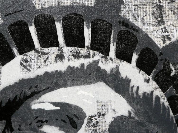 Liberty over Abstract - Image 0