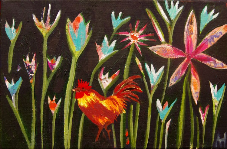 Jungle Roosters #2 - Image 0
