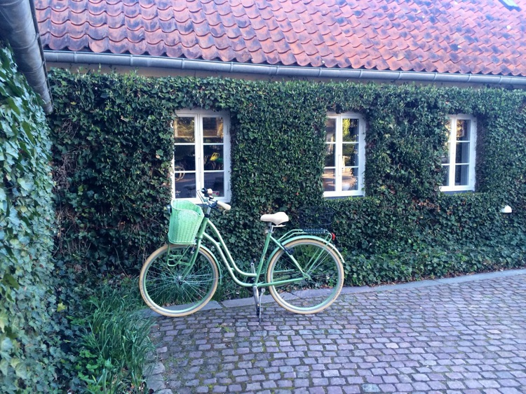 GREEN BIKE - WHERE TO PARK IT? - Image 0