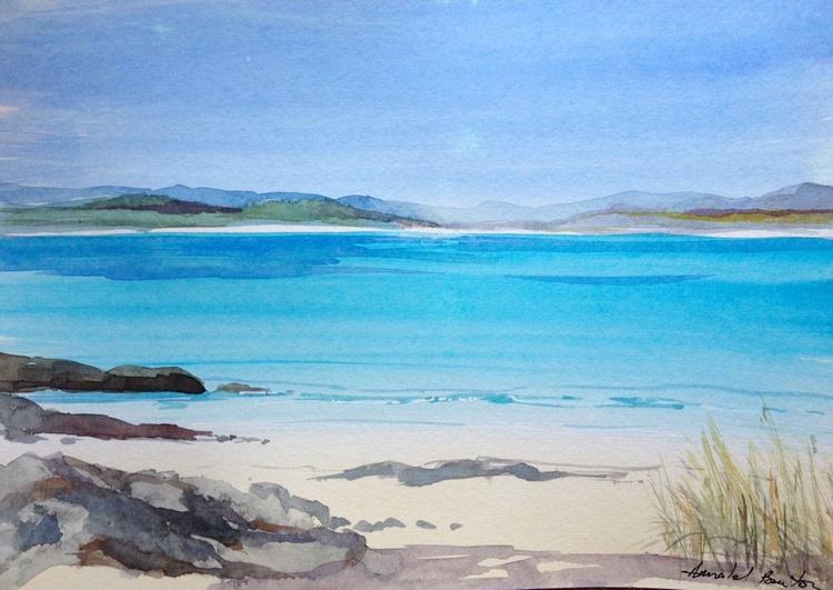 Sunlit Beach - Image 0