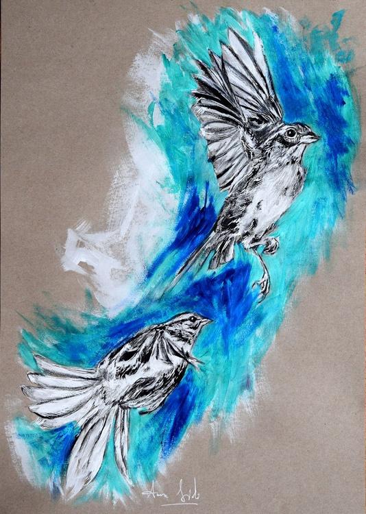 Birds / Illustration - Image 0