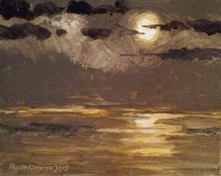 Persistant Moon -