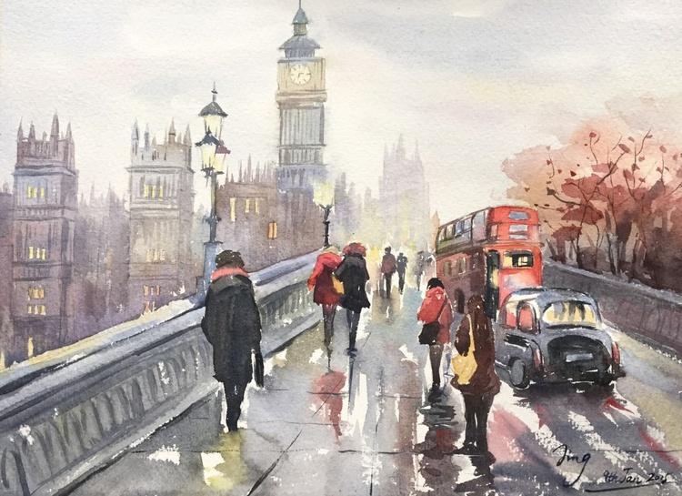 London Street Scene - Image 0