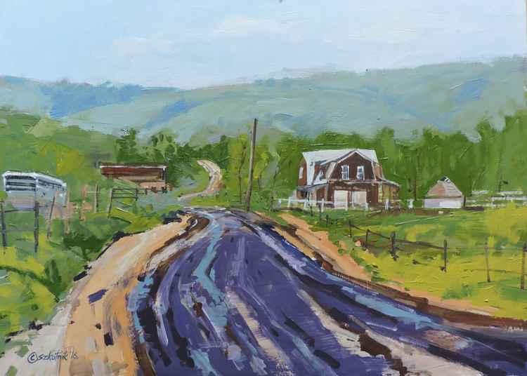 Farm Road -