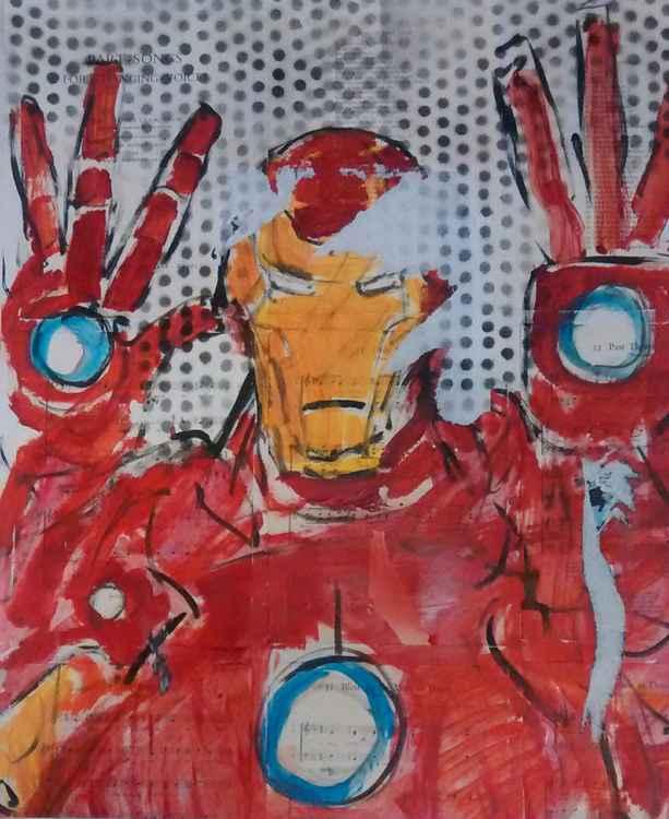 Ironman. -