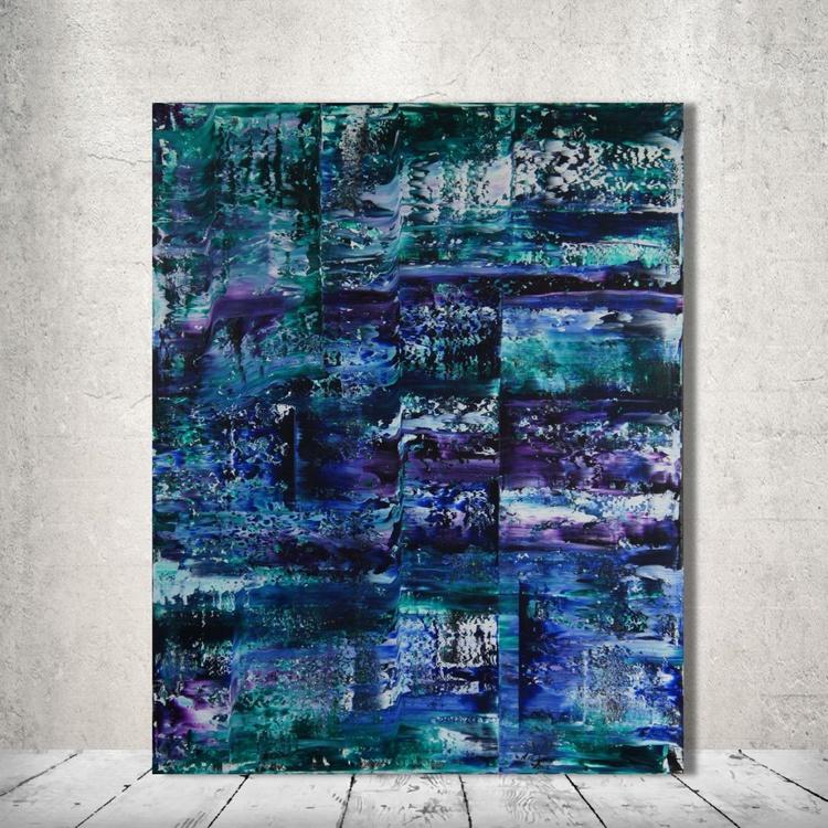 Cascades  (80 x 100 cm) - Image 0