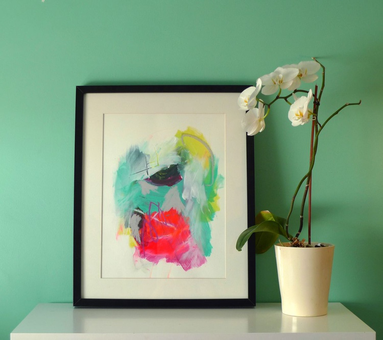 Holi Abstract #1 - Image 0