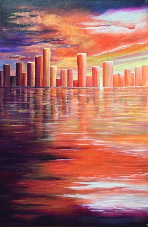 Sunset Skyline - Image 0
