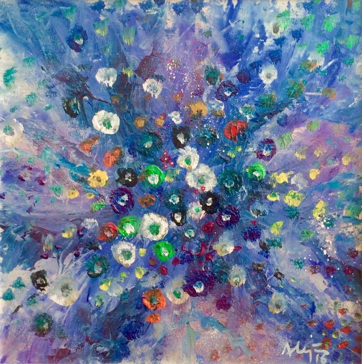 Ocean of flowers XII - Image 0