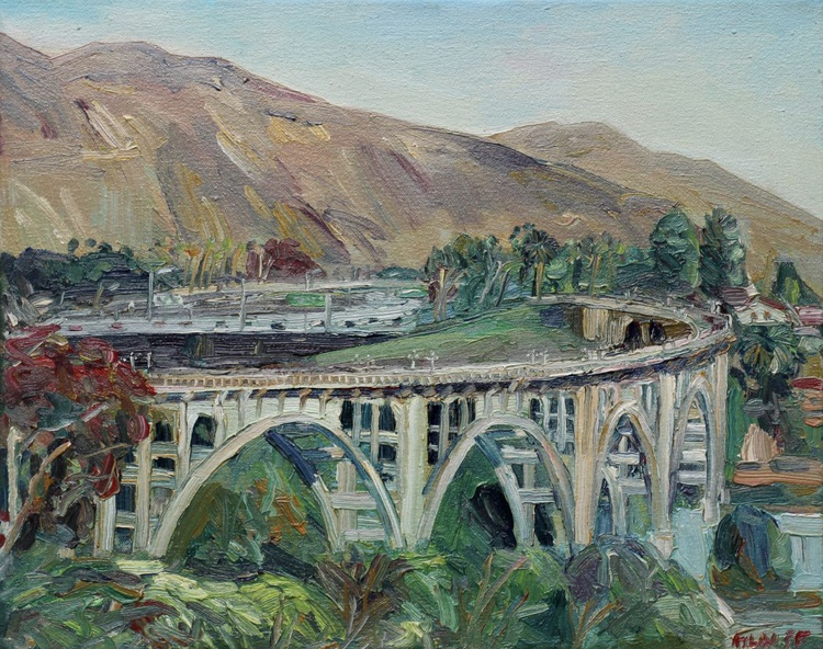 Colorado Street Bridge, Pasadena - Image 0