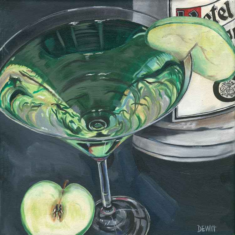 Apple Martini -